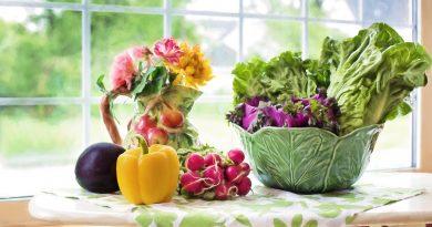 Sałatka z warzyw